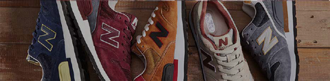 Examples of New Bunren's Infringing Sneakers
