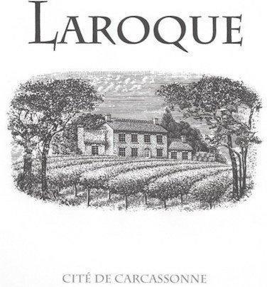 Laroque Wine Bottle Label