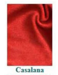 Picture of fabric above the trademark