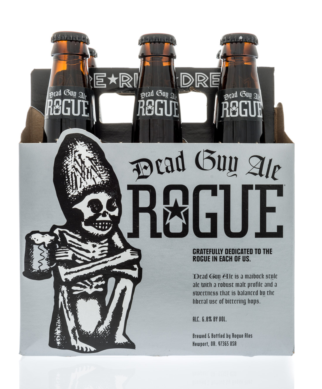 Rogue Dead Guy Ale Six Pack Photo