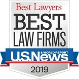 Photo of U.S. News & World Report and Best Law Firms 2019 continues to rank Cowan, Liebowitz & Latman highly both Nationally and in New York